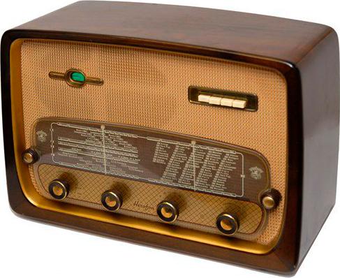 gammel-radio