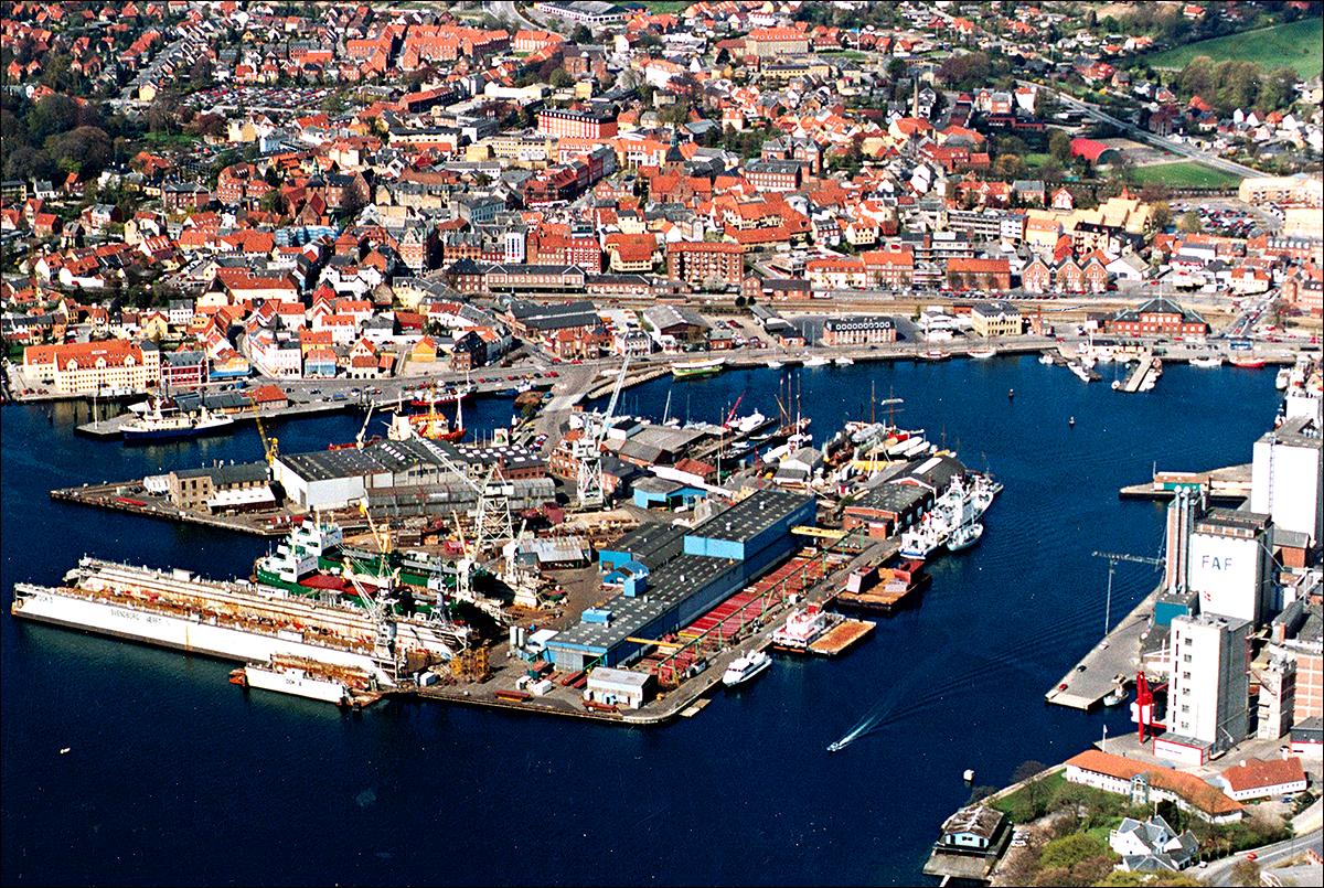 Boliger på Frederiksøen
