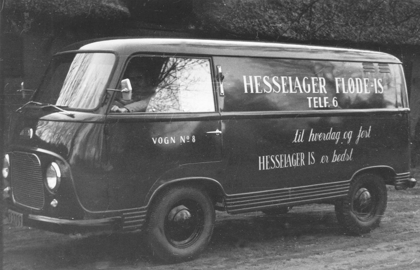 hesselagerisbil